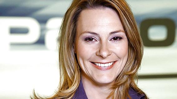 Reschke nude anja German TV