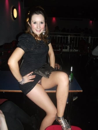 Oops upskirt - Accidental knickers