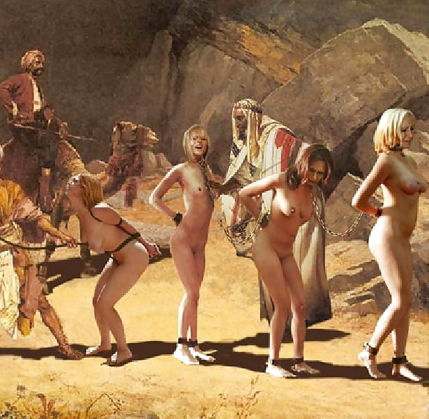 Old West Brothel Style Nude