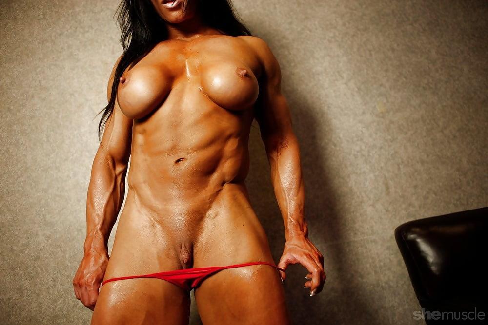 Women Bodybuilding Girls With Muscle Iron Thenipslip 1