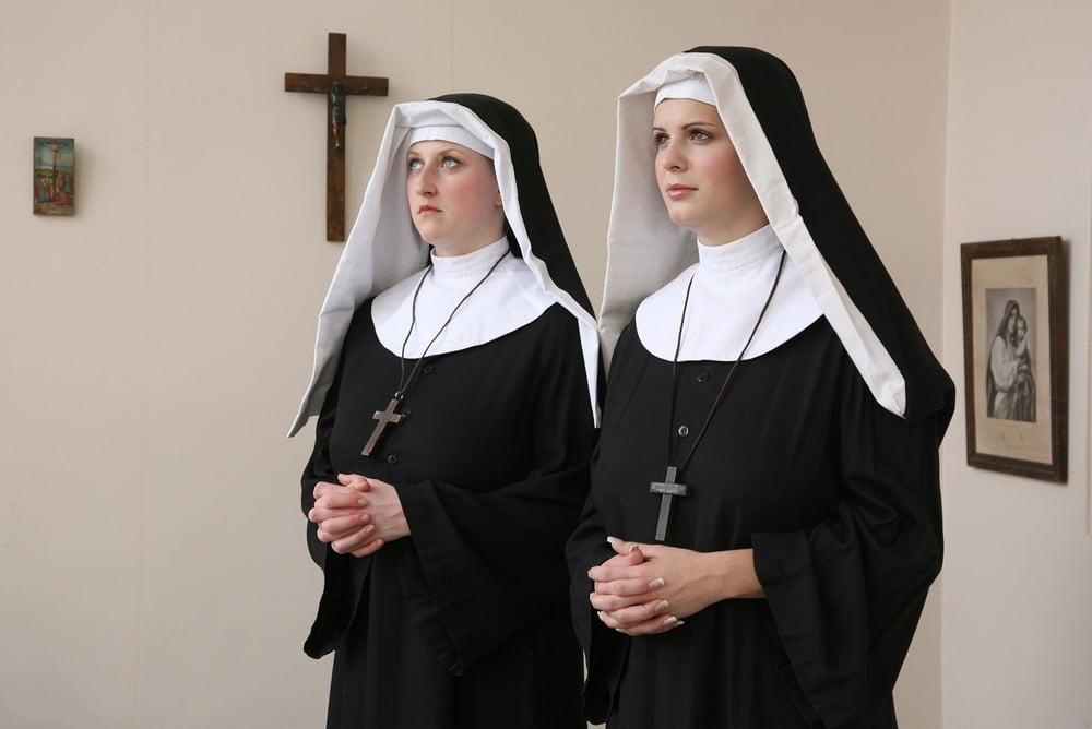 Lesbian nun videos