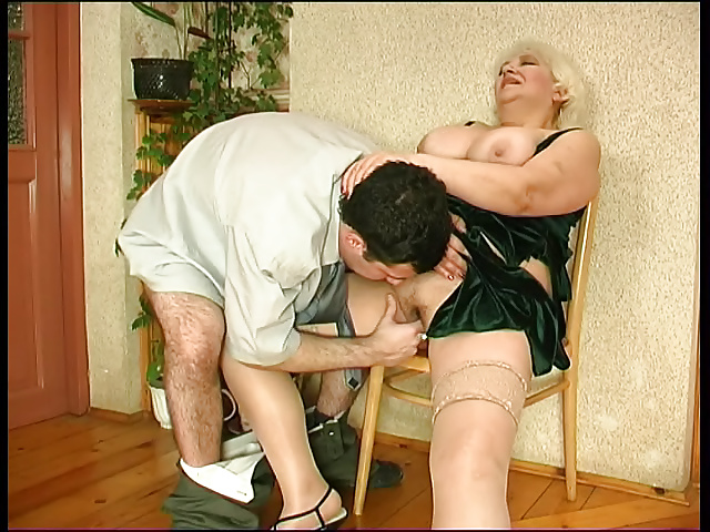 Wife catches her man fucking her mom-1450