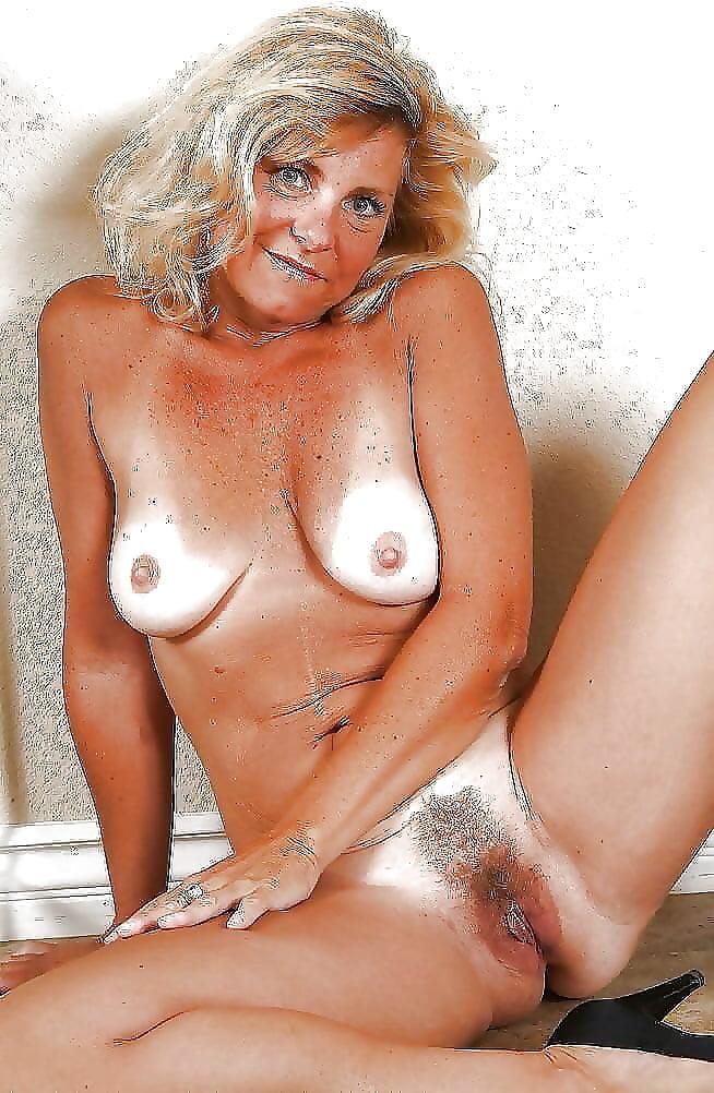 Older women tan lines
