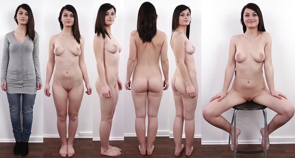 Little nude undress trisha young