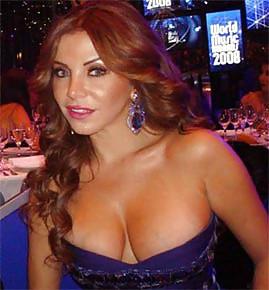 Al  nackt Moghrabi Razan Razan Al