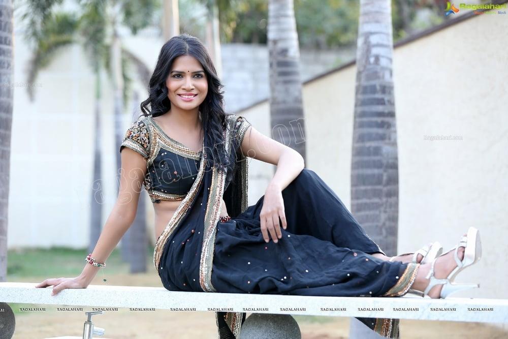 Telugu actress hot sexy pics-4477