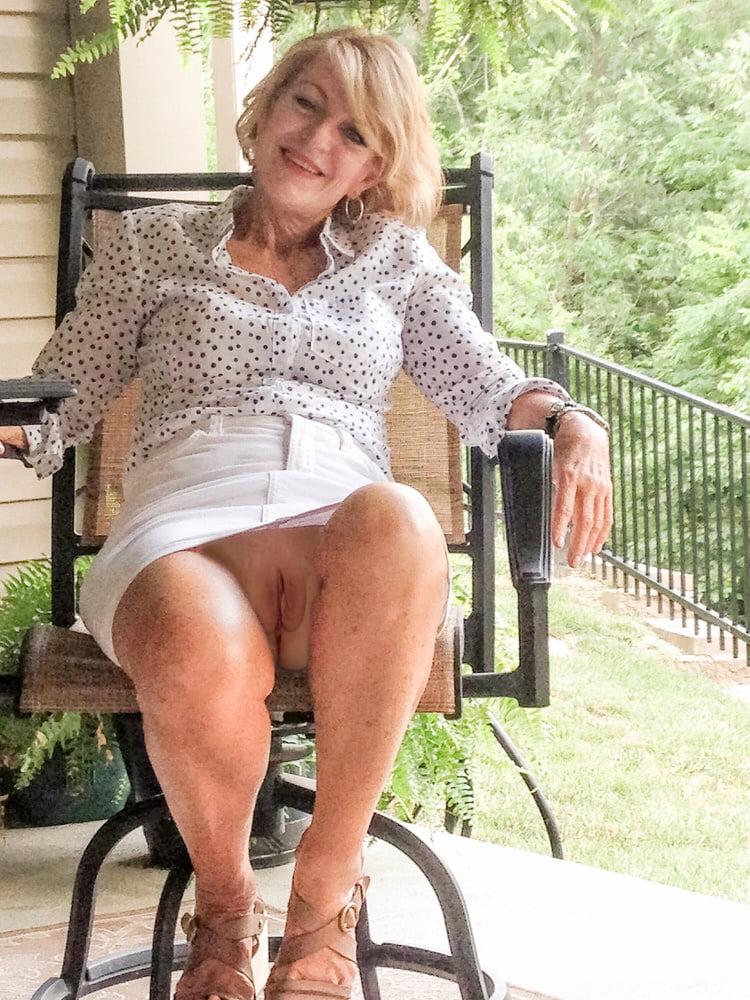 Amateur British Granny Upskirt Panties