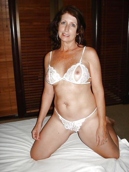 Best Mature Amateur Ladies Wearing White Panties Pix Mix 5 -3448