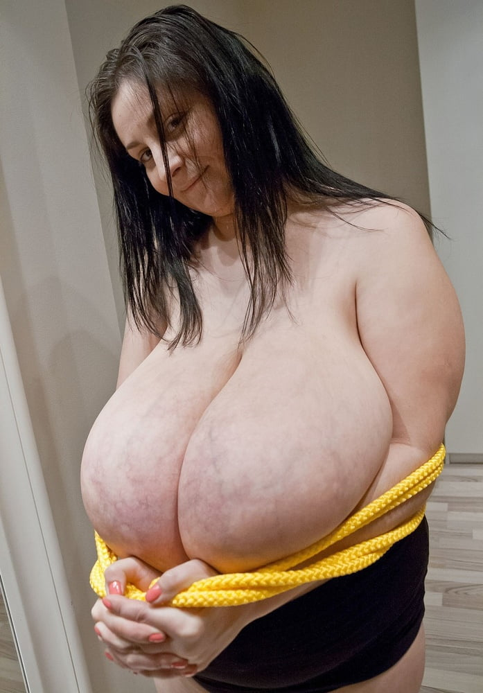 Huge boobs and nipples