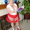 My Wife #24 School Girl & Red Heels #2