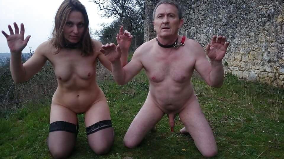 Kinky Couple Remove Handcuffs