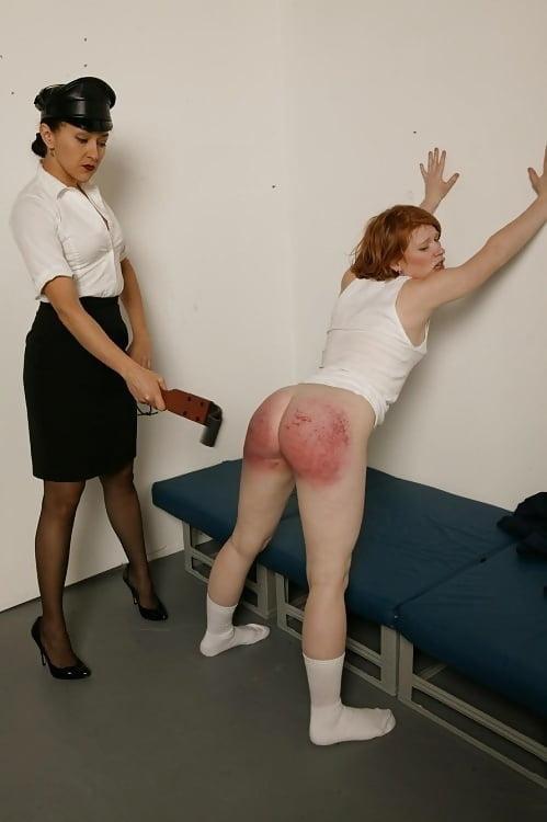 Asian women who spank men — 9