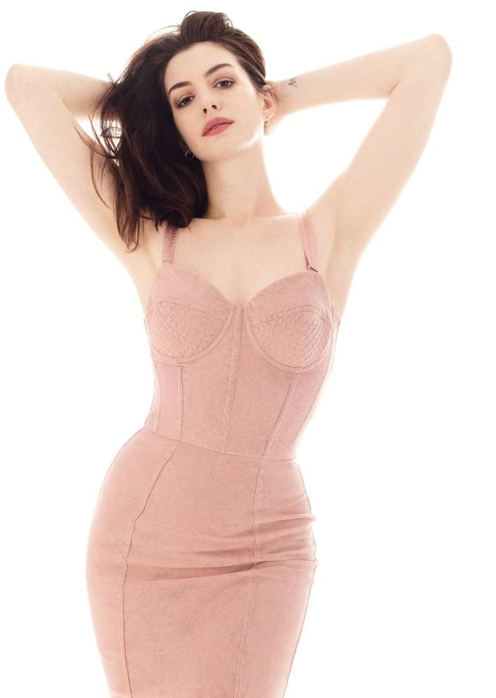 Celeb Crush: Anne Hathaway - 49 Pics