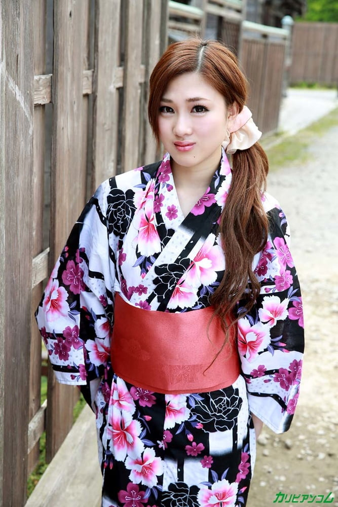 Maki Horiguchi: Summer Nude: Yukata Dating -CARIBBEANCOM - 21 Pics