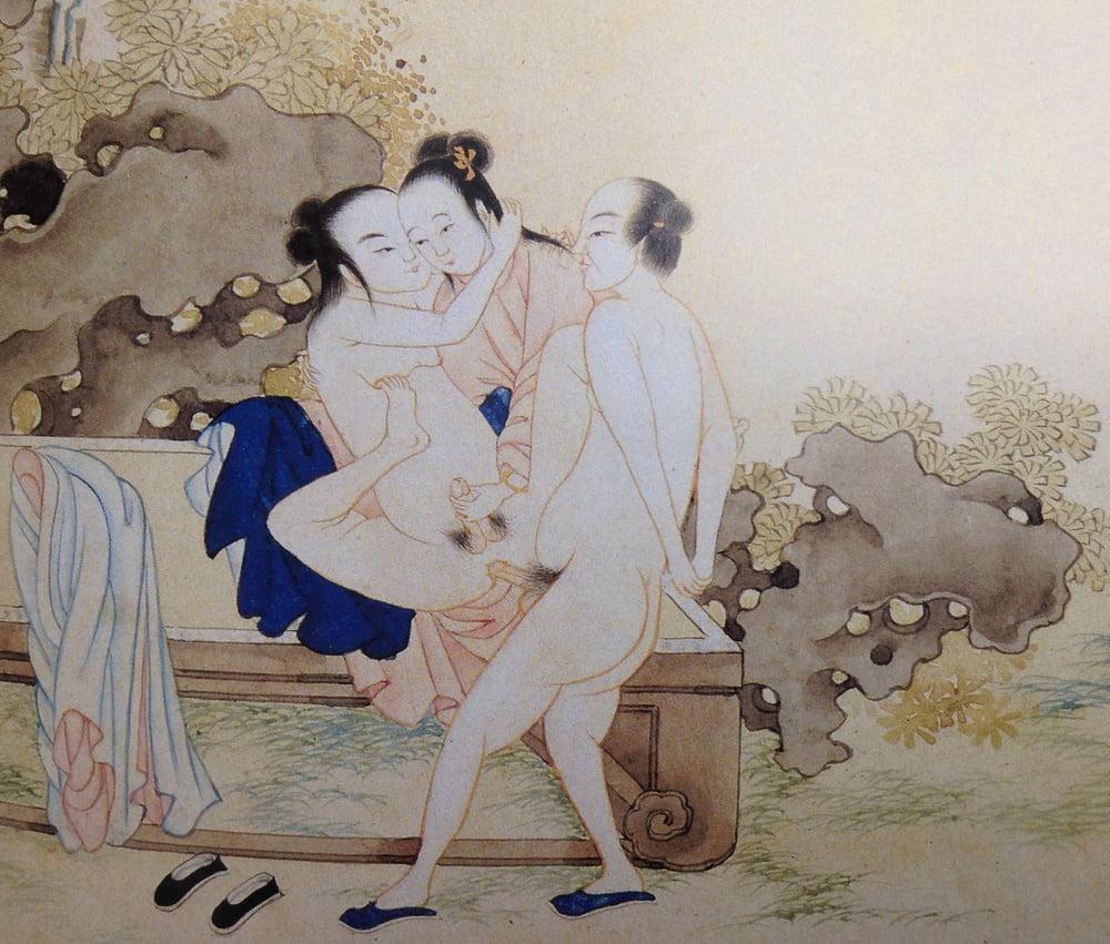 China erotic essence golden lotus — photo 9