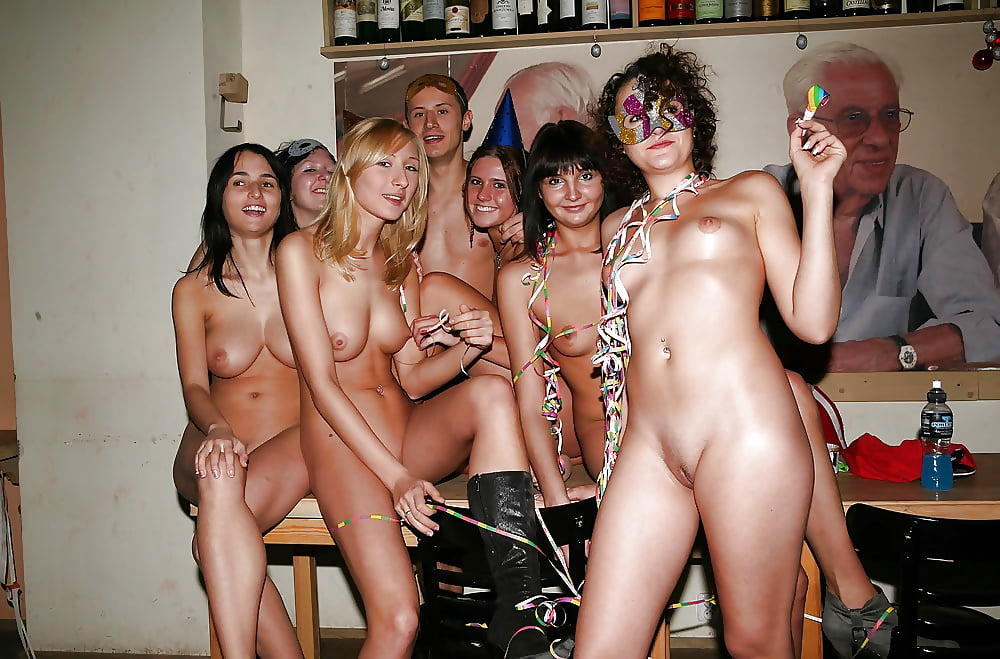 Nude Party Tumblr