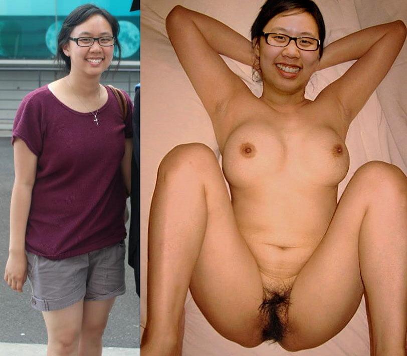 Asiatin Nude