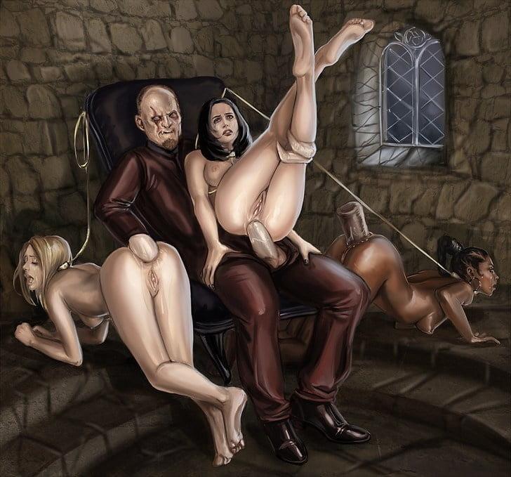 Naked gay vampire porn