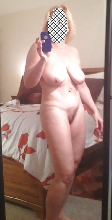 MY sluT with Smooth shaved pussy and Great tits