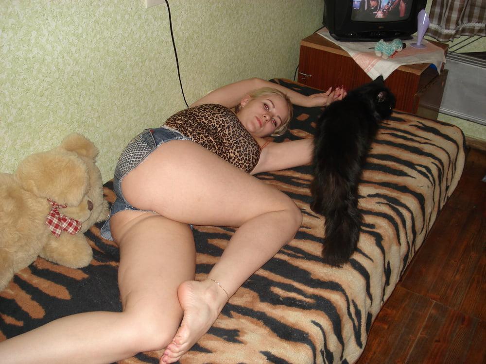 Домашние эротичные фото кати