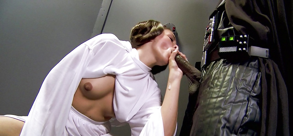 Star wars sex movie girls
