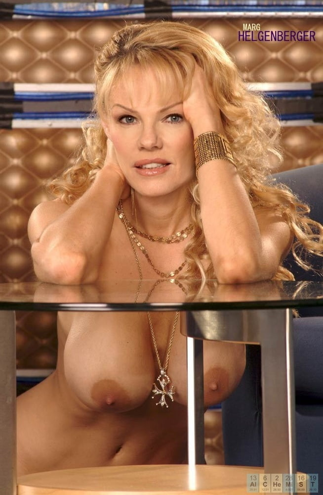 Topless Marge Hellenberger Nude HD