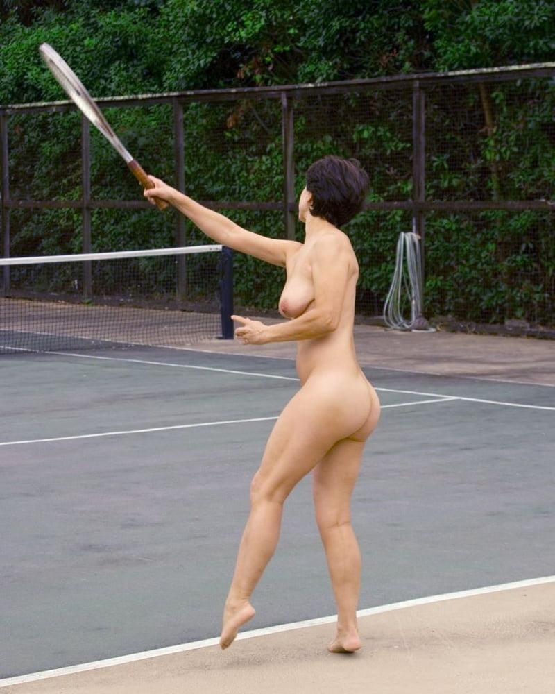 Tennis mom naked 8