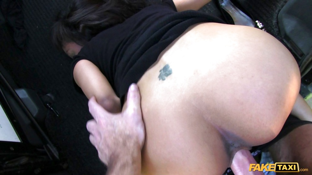 Ebony fake taxi porn-5135