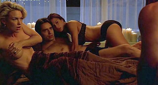 Kelly Carlson Underwear Scene In Niptuck