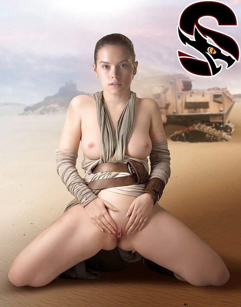 Porn rey wars star star wars