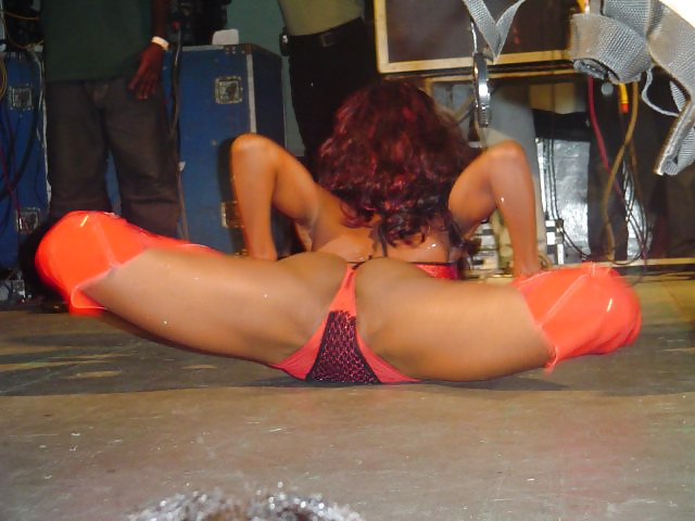 Jamaica twerk porn pics