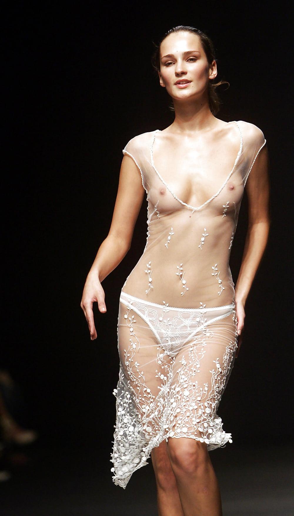 Warm Catwalk Models Nude Photo Shoots Gif