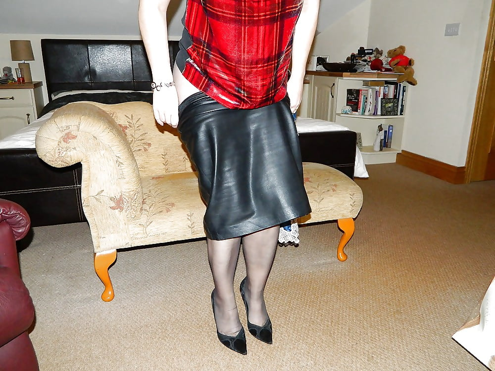 Leather skirt gallery movies milf — 12