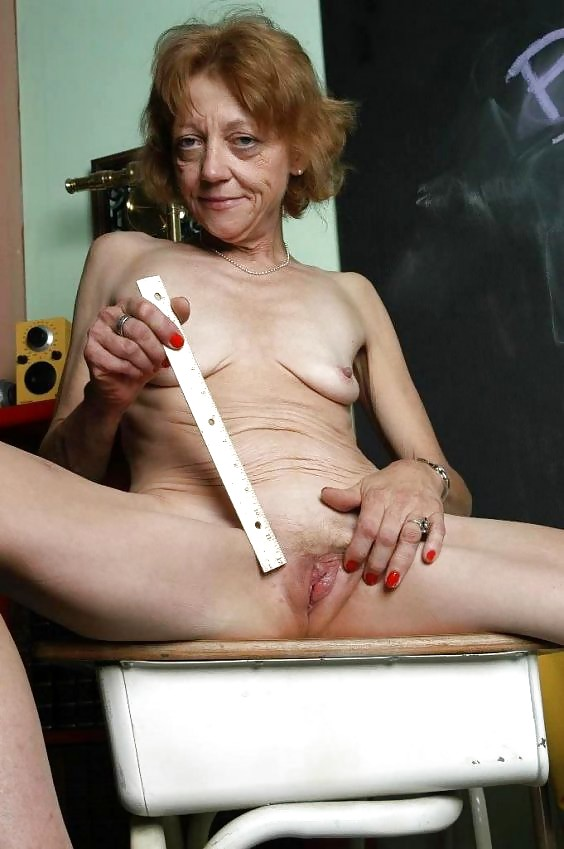 Ugly granny porn