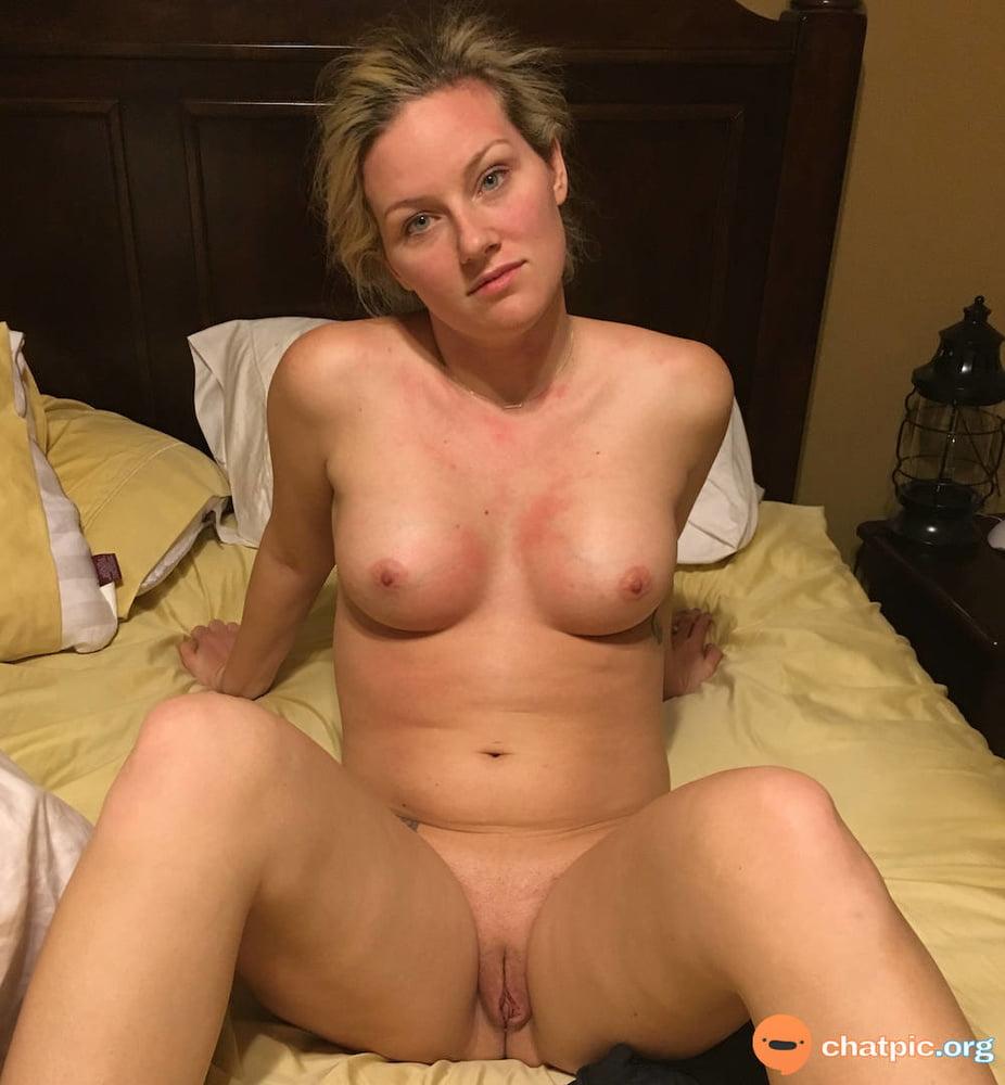 Blonde nude ex wife