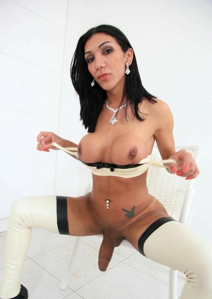 Sex with Sabrina Suzuki - tranny superstar