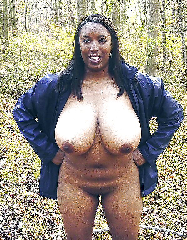 Big black beautiful boobs-6520