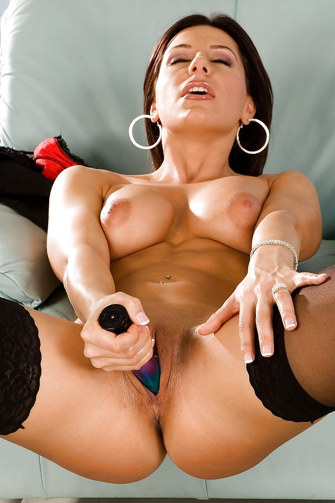 Hot milfs with toys