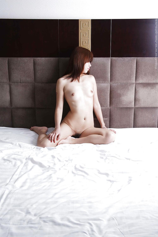 Beautiful girl asian nude-9521