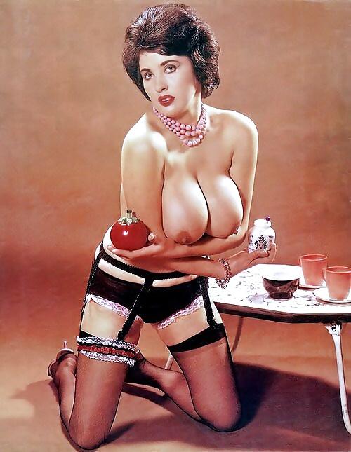 Vintage lingerie tube