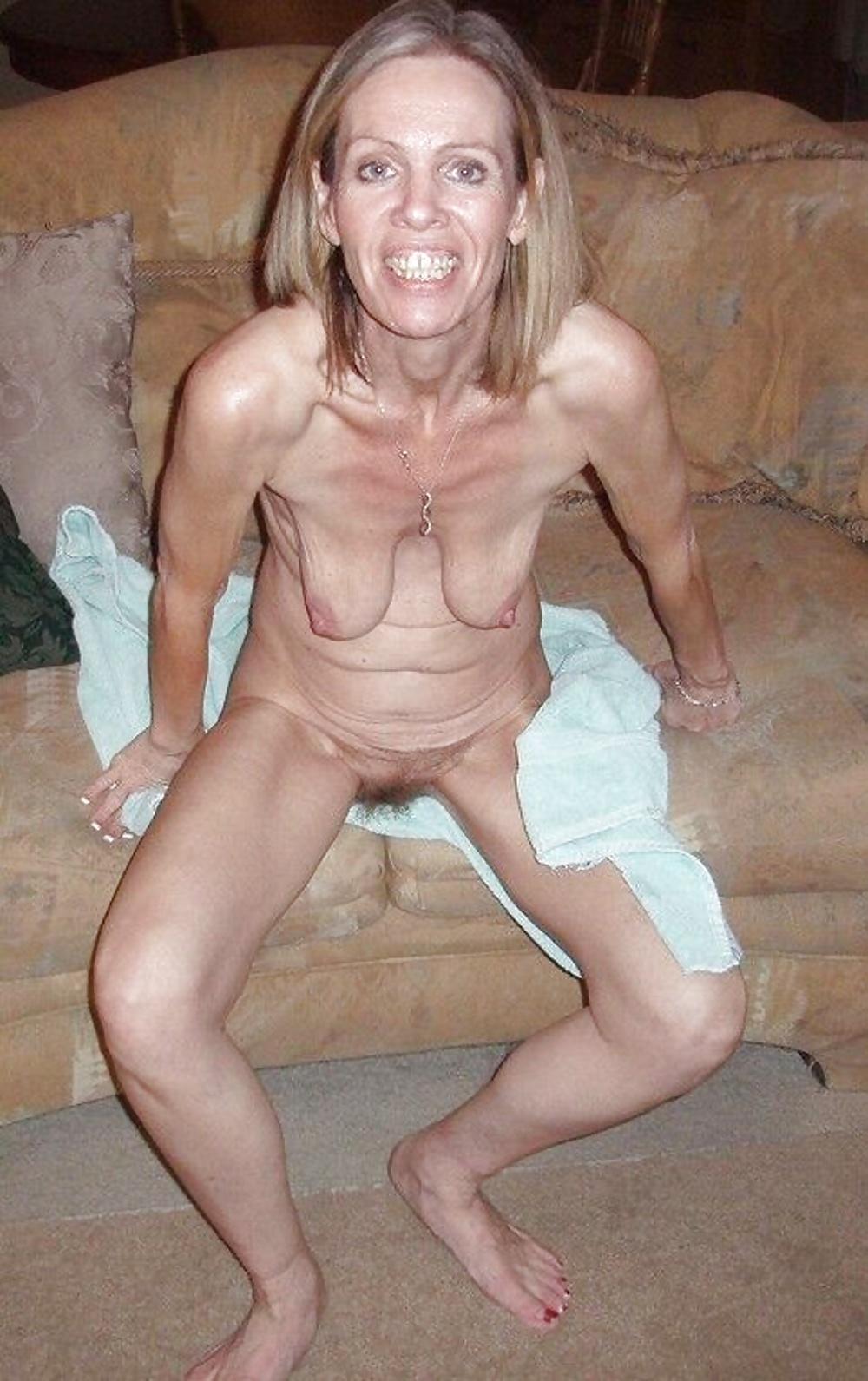 Granny Saggy Boobs