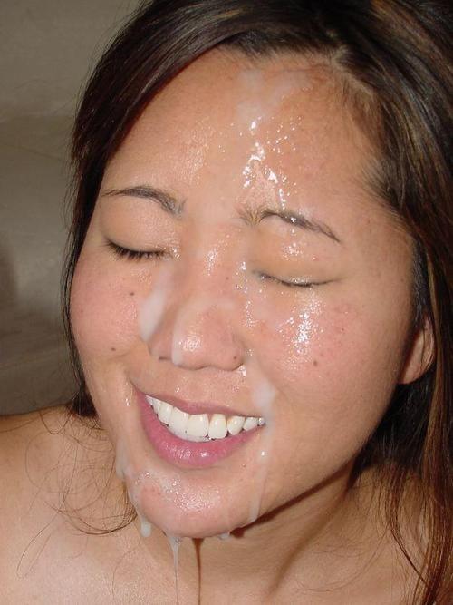 Cum Glazed Asians - 27 Pics