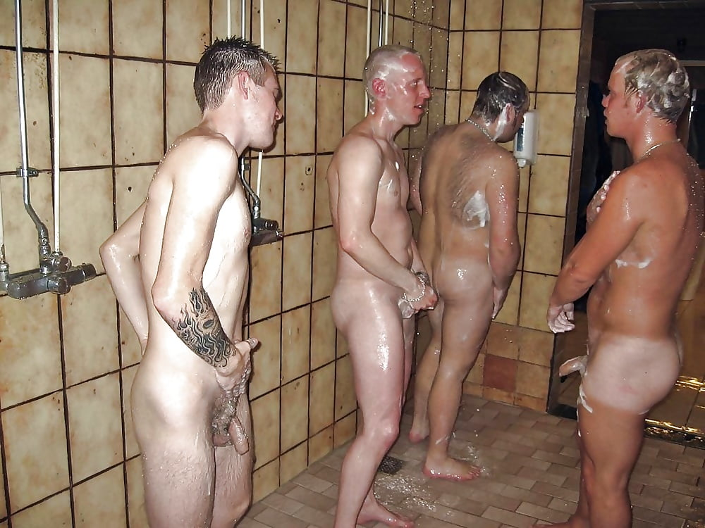Naked college group shower gay this weeks subordination winners