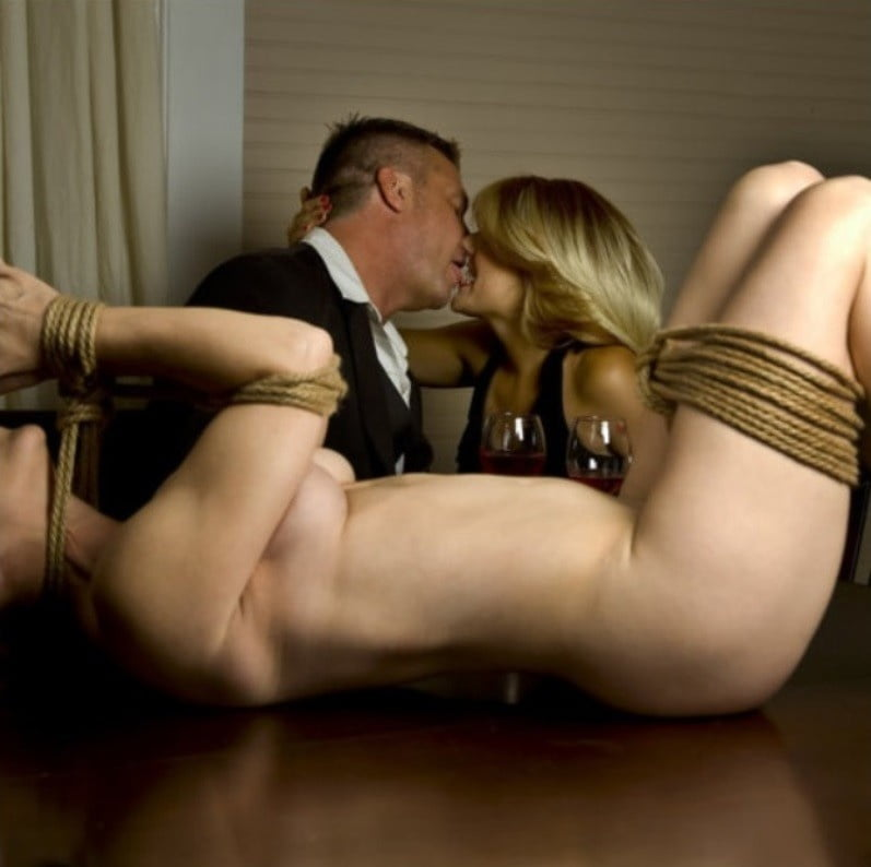 Kinky Couple Experimenting Their Fantasies Using Sex Slave