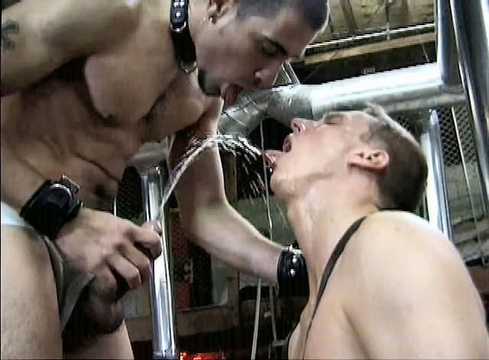 Piss Fetish Gayasian Bouncing On Hard Cock