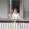 Stolen intimacy - window voyeur