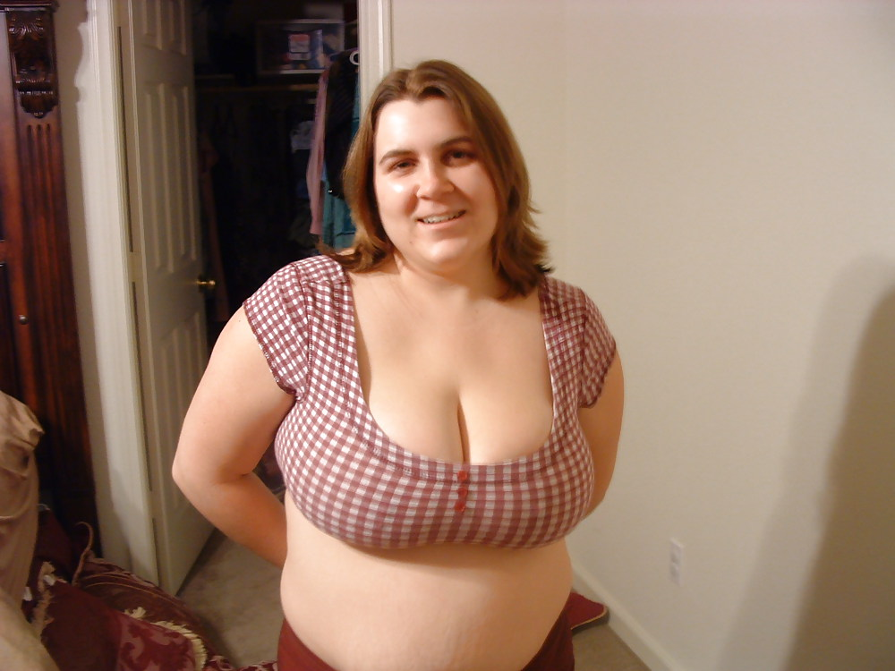 Handjob with huge tits