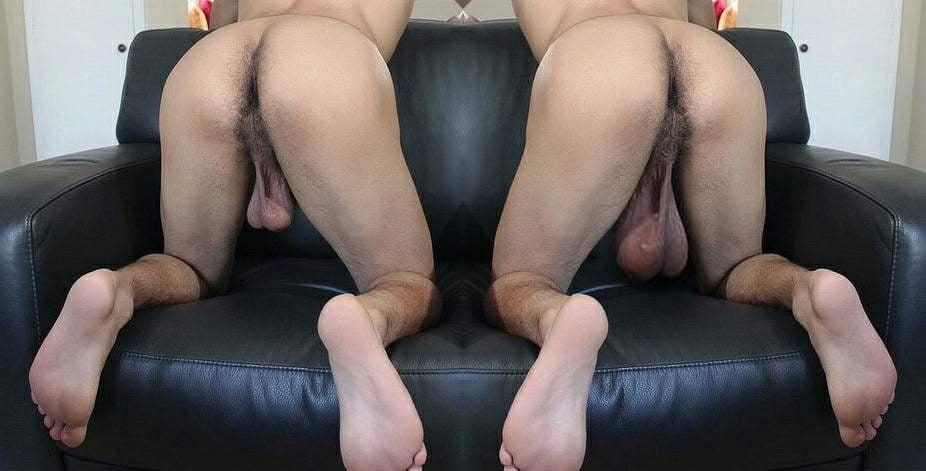 Hanging dick porn