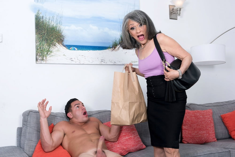 Mom Fucks Me While We Are On A Trip