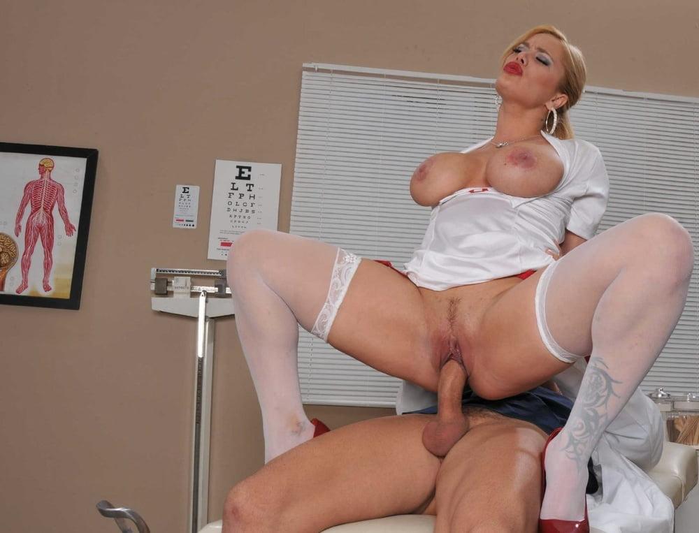 Hot Nurse Gets Fucked